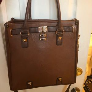 Call it Spring Brown / Tan tote bag